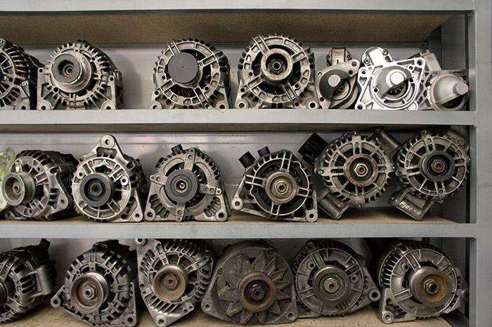 Ремонт генераторов в Броварах